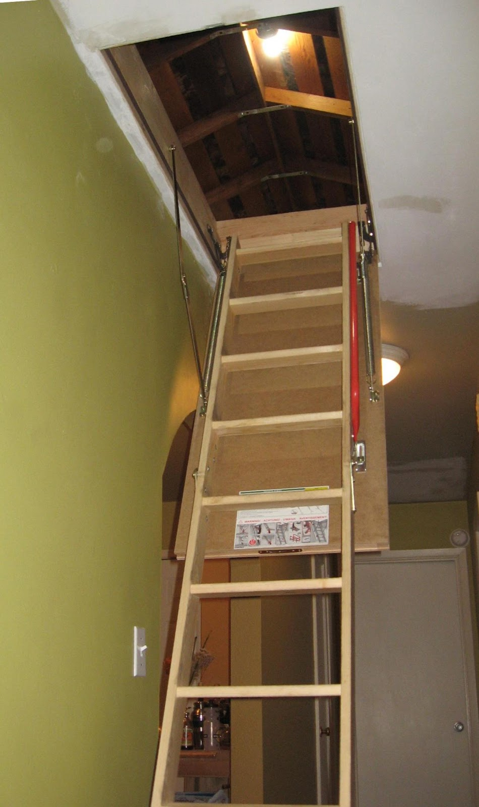 Phillip Norman Attic Access Attic Ladder Installation