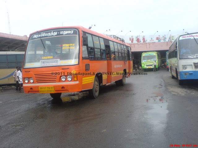 Tamil Nadu Buses - Photos & Discussion - Page 64