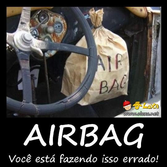 desmotivacional airbag