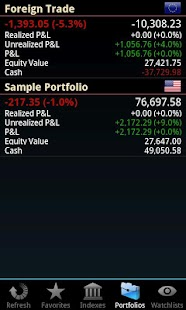 Portfolio mobile - screenshot thumbnail