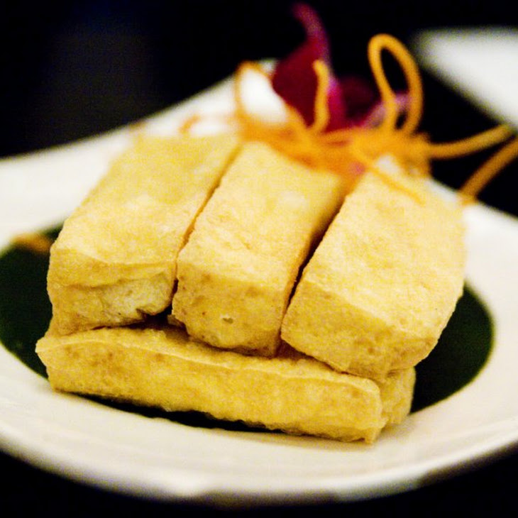 Crispy Pan-Fried Tofu