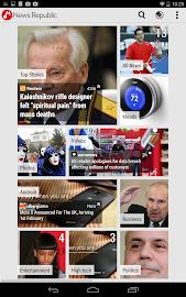 News Republic – Breaking news Screenshot 26
