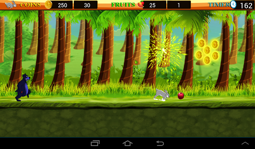 【免費角色扮演App】Rush In Jungle-APP點子