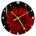 Fractal Flower Clock icon