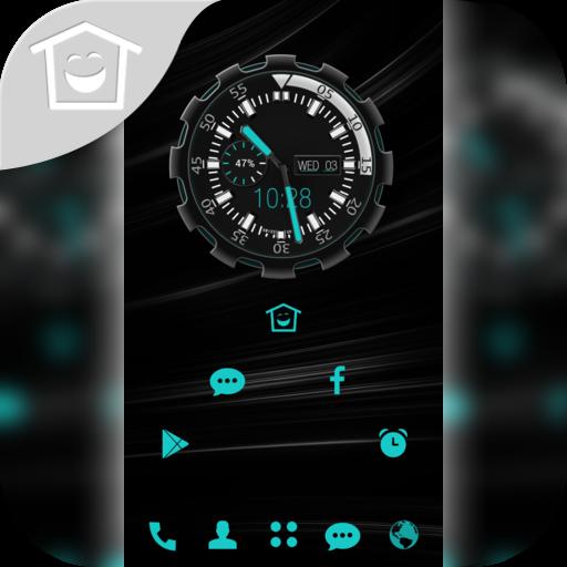時間旅行腕錶主題 LOGO-APP點子