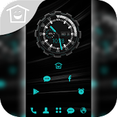 Time Travel iWatch Theme