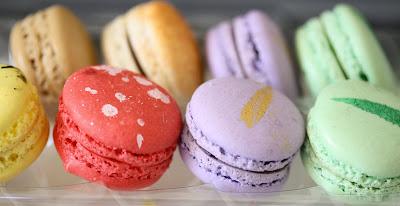 Modern French Macarons