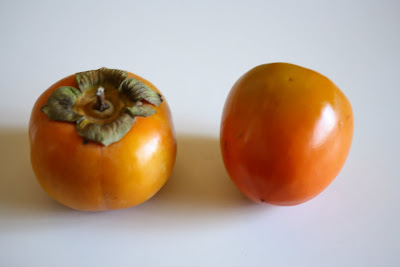 photo of fresh persimmons