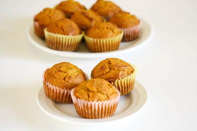 photo of pumpkin muffins