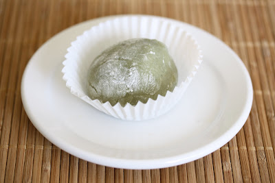 Matcha Green Tea Mochi