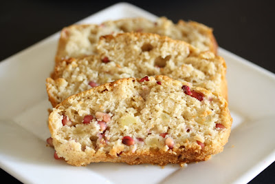 Pomegranate Apple Bread
