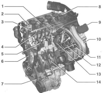audi a4 gasoline engines diagrams engine diagram. Black Bedroom Furniture Sets. Home Design Ideas