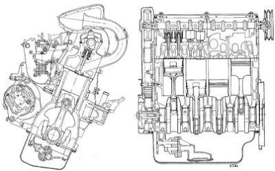 Bmw 6 Cylinder Engines Diagram