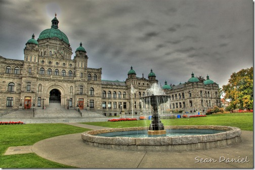 HDR - Parliament Building
