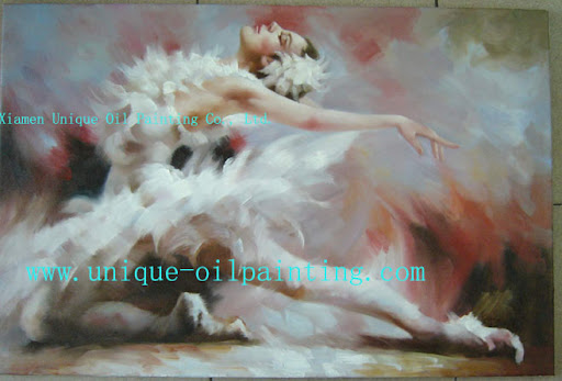نقاشی های ساده و زیبا با رنگ روغن