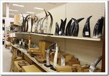 horn aisle
