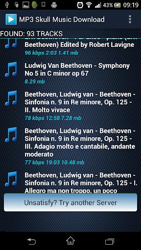 Download MP3 Skull Music Download Google Play softwares