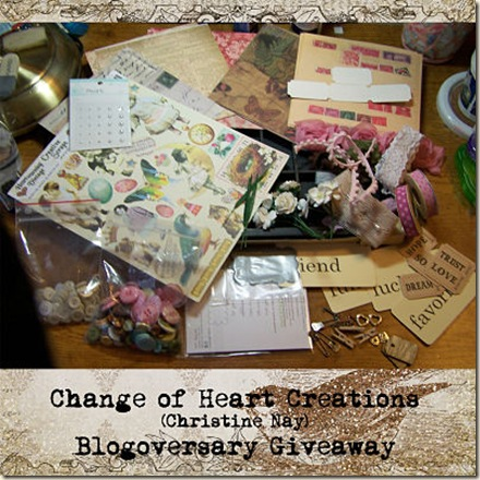 change of heart giveaway