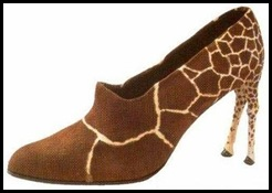 Giraffe Pumps