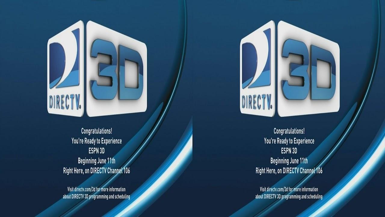 3d C Logo Directv logo...