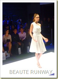 Swarovski at Audi Fashion Festival Jayson Brunsdon Dress 12
