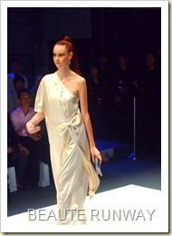 Swarovski at Audi Fashion Festival Jayson Brunsdon Dress 23
