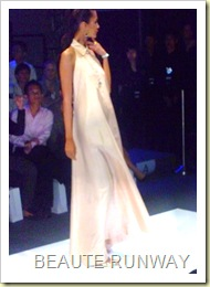 Swarovski at Audi Fashion Festival Jayson Brunsdon Dress 14