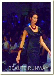Swarovski at Audi Fashion Festival Jayson Brunsdon Dress 25