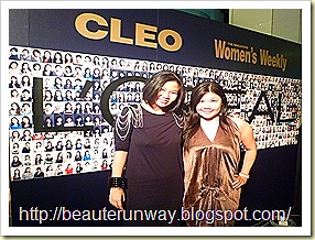 Making faces l'oreal cleo singapore womens weekly beaute runway
