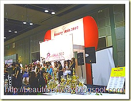 NAIL ASIA 2010 TROPHIES