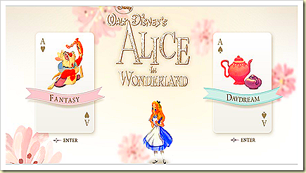 Alice In Wonderland Paul & Joe
