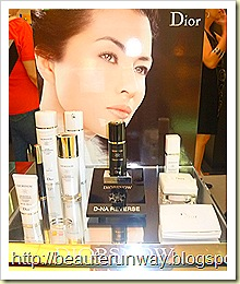 dior snow dna reverse and dior snow range