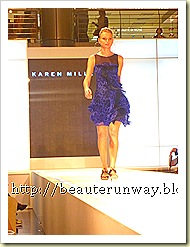 karen millen spring summer fashion show 14