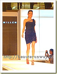 karen millen spring summer fashion show 28