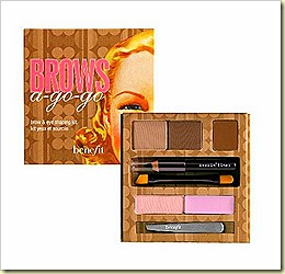 Benefit a-go-go brow and eye shaping kit