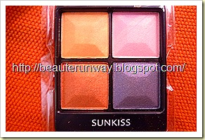 Givenchy Prisme Again ! Eyeshadow Quartet