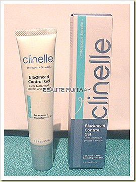 Clinelle Blackhead Control Gel