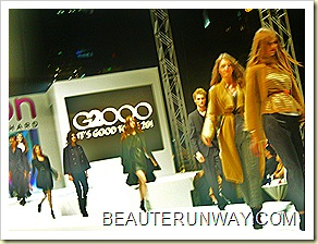 G2000 20th Anniversary Fashion Show ION Orchard Singapore Finale 2