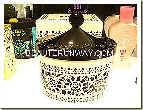 Anna Sui Holiday 2010 Tin