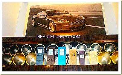 Aston Martin Club Lounge Singapore  Dempsey