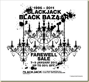 BlackJack SALE Club 21