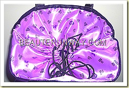 Anna Sui Tote bag 15th Anniversary drawstring