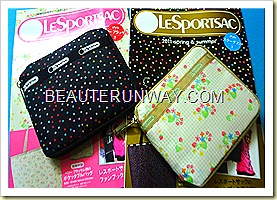LeSportsac tote bag  emook Spring Summer 2011