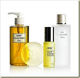 DHC Olive Essential Set at Watsons Singapore
