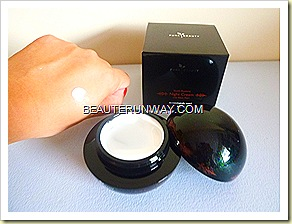 Pure Beauty Youth Restore Night Cream with Black Pearl