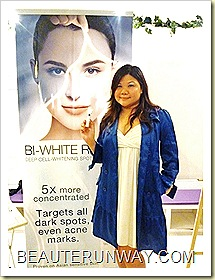 Vichy Bi-White Reveal Deep Cell-Whitening Spot Intervention Preview Beaute Runway
