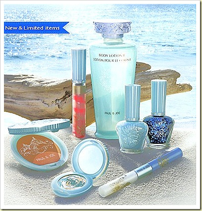 Paul & Joe L'Horizon Bleu Limited Edition Summer 2011