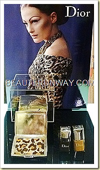 Dior Mitzah Panther Print Collection