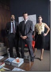 The Philanthropist Photos - Jesse L. Martin, James Purefoy, Neve Campbell