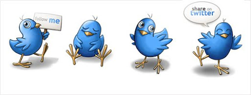Happy Twitter Birds